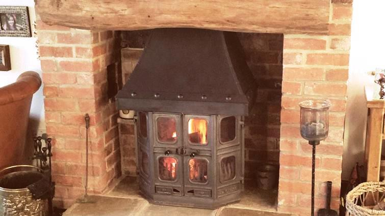 Feature Fireplace Specialist Example