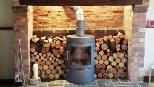 chimney sweep sutton coldfield Feature Fireplace Log Burner Home